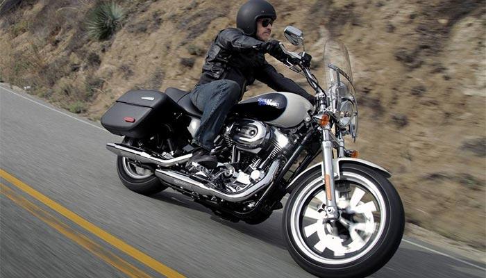 Harley Davidson Sportster SuperLow 1200T