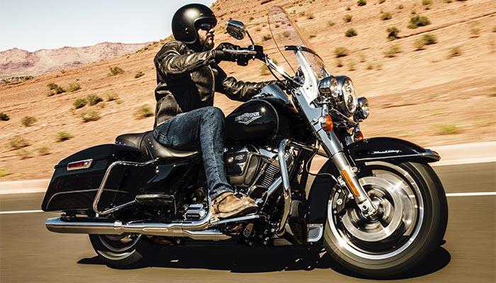 Harley Davidson Touring Road King