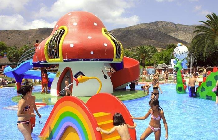 Aqualand water park Torremolinos