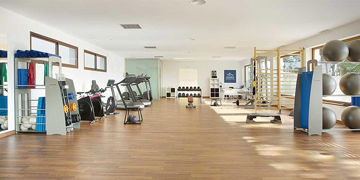 Faciliteiten Alhoa Fitness Club