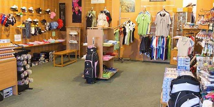 Negozio di Golf a Antequera Golf