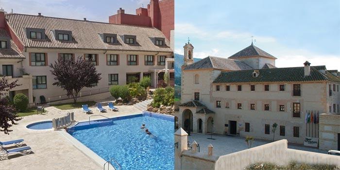 Hotel Antequera Golf e Hotel Convento de La Magdalena