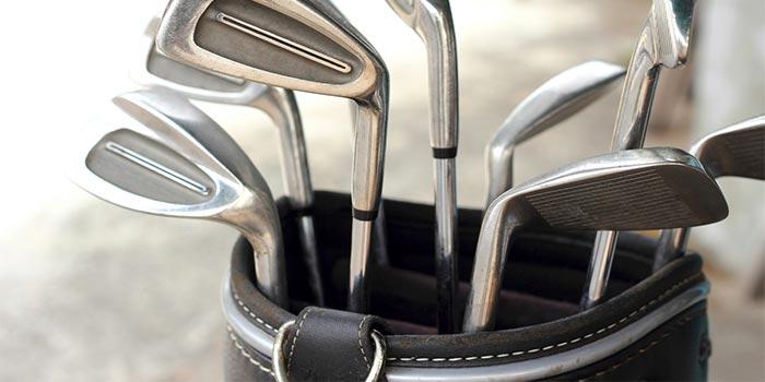 Golf-Klubber
