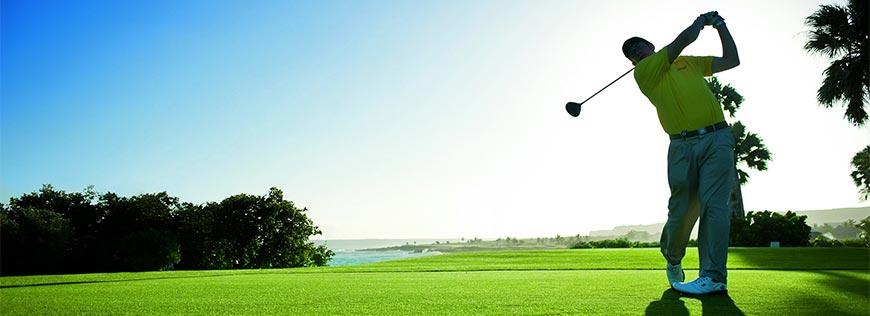 Campos de Golf en Málaga