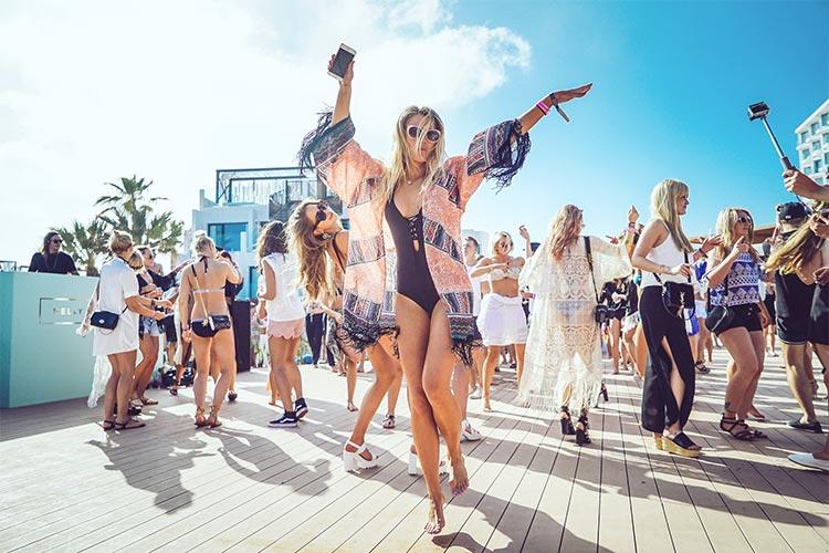 Pool party, (Marbella)