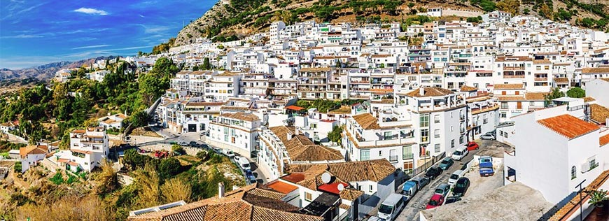 Towns and Villages of Malaga
